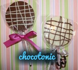 Chocolate lollipops 02