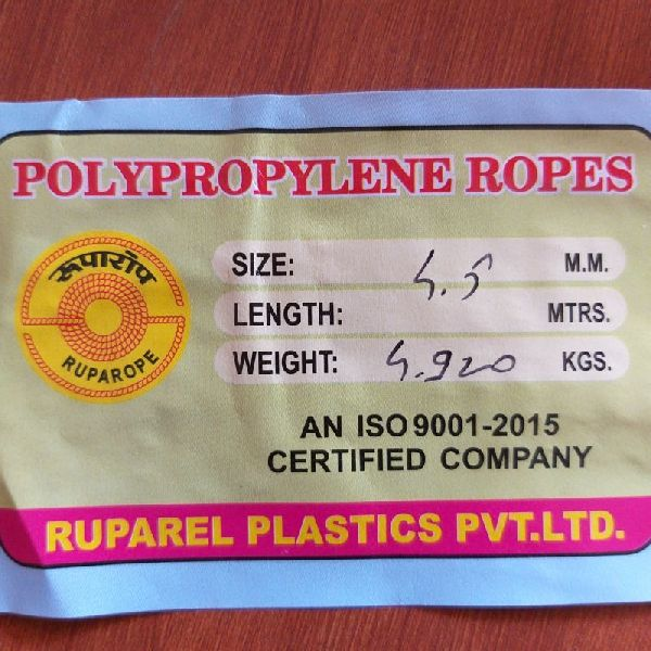 Wholesale Polypropylene Ropes Supplier,Polypropylene Ropes