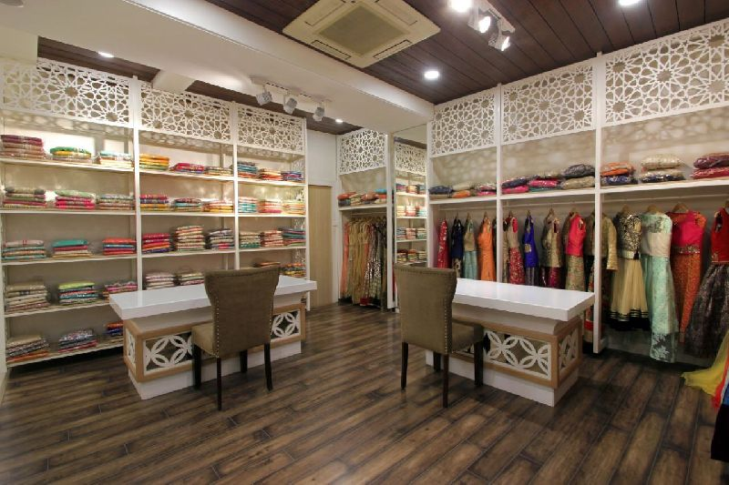 Retail Store Interior Designing Services in Delhi India