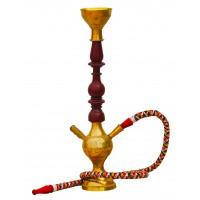 Brass Decorative Antique Hookah