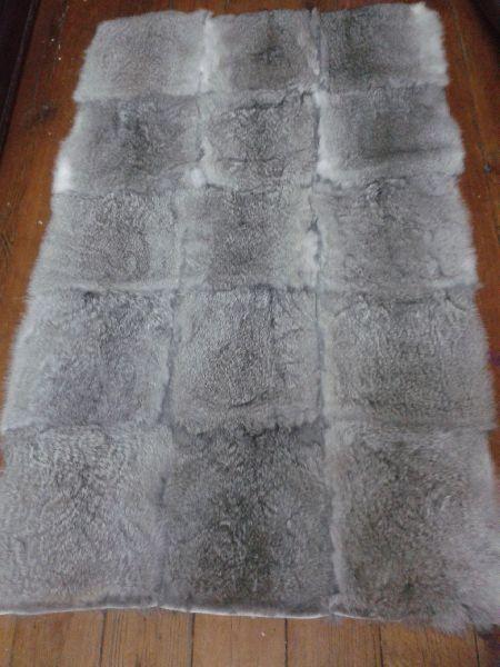 Rabbit Fur Plate