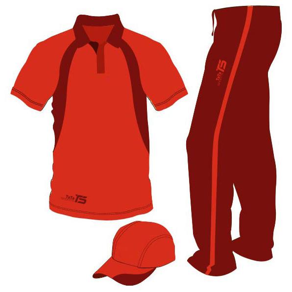 Mens Cricket Uniform