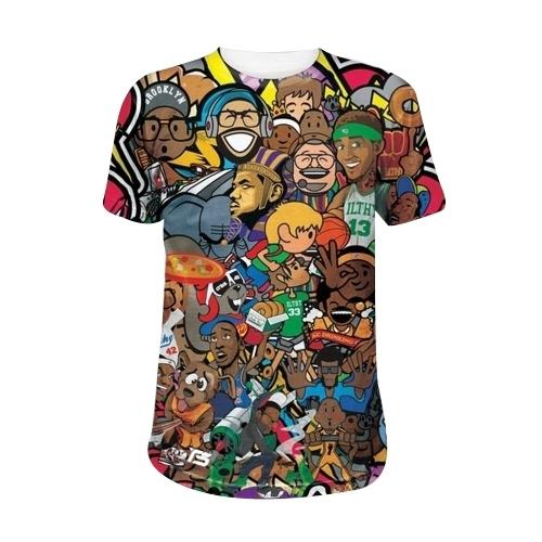 TS 6955-SP Sublimation T-Shirt