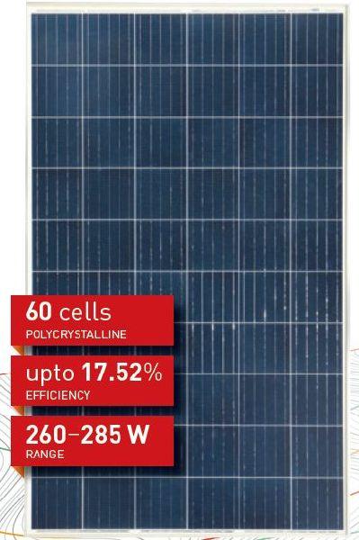 Eldora Prime 1500v Series Solar Panel
