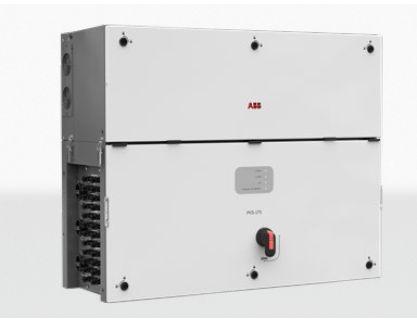 175 kw ABB String Inverter