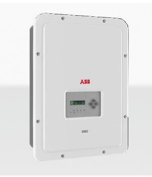 3.3 to 5.0 kW ABB String Inverter
