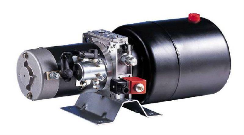 12 V / 24 V DC MINI HYDRAULIC POWER PACK