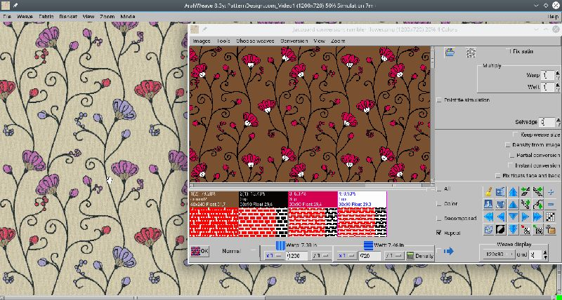 Jacquard Design Software 02