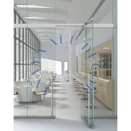 Frameless Glass Door Manufacturer Supplier in Ahmedabad India