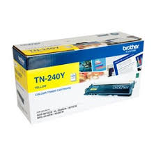 Brother TN-260 Yellow Toner Cartridge