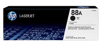 HP CC388A Black Toner Cartridge