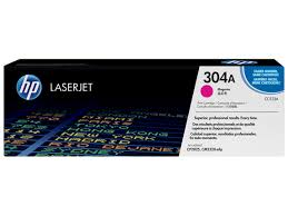 HP CC533A Magenta Toner Cartridge (304A)