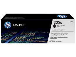 HP CE410A Black Toner Cartridge (305A)