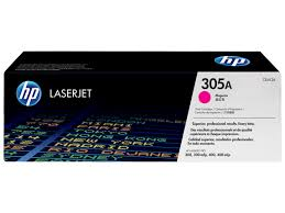 HP CE413A Magenta Toner Cartridge (305A)