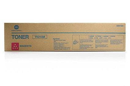 Konica Minolta TN - 214 Magenta Toner Cartridge