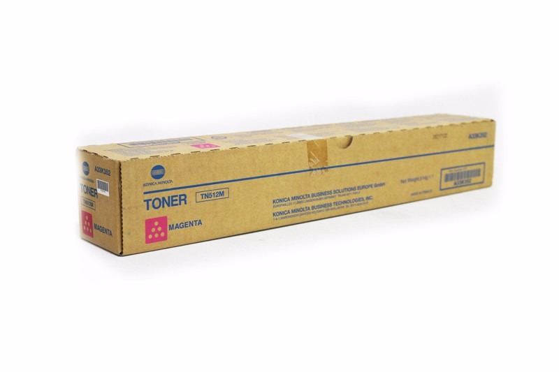 Konica Minolta TN210 Toner Cartridges Black, Magenta, Cyan, Yellow
