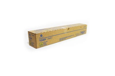 Konica Minolta TN-512 Yellow Toner Cartridge