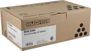 Ricoh Aficio SP 3410 Black Toner Cartridge
