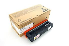 Ricoh SP C220 / C221 / C222 / C240 Yellow Toner Cartridge