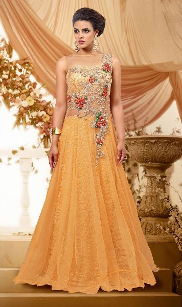 Ladies Gown Fabric