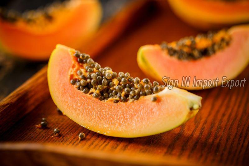 Fresh Papaya 02