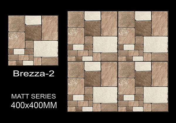 Brezza-2 - 40x40 cm Ceramic Floor Tiles