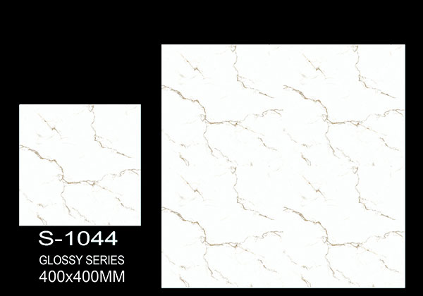 S-1044- 40x40 cm Ceramic Floor Tiles