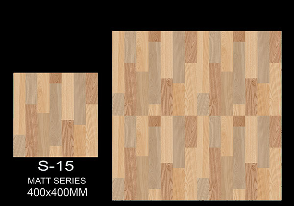 S-15 - 40x40 cm Ceramic Floor Tiles