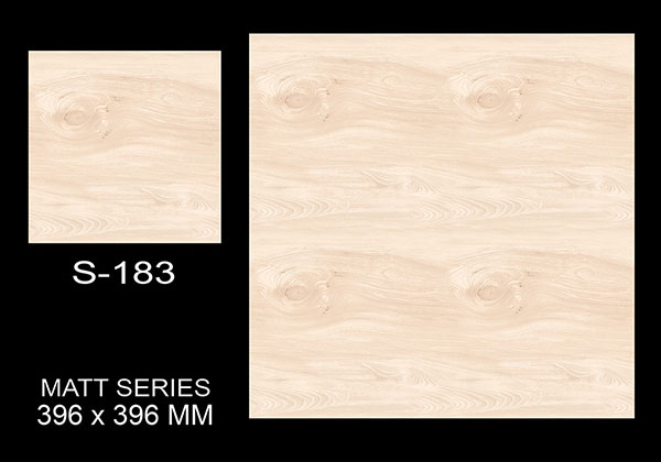 S-183- 40x40 cm Ceramic Floor Tiles