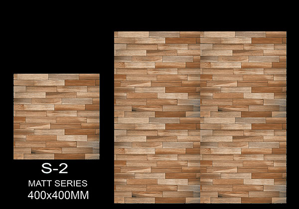 S-2 - 40x40 cm Ceramic Floor Tiles