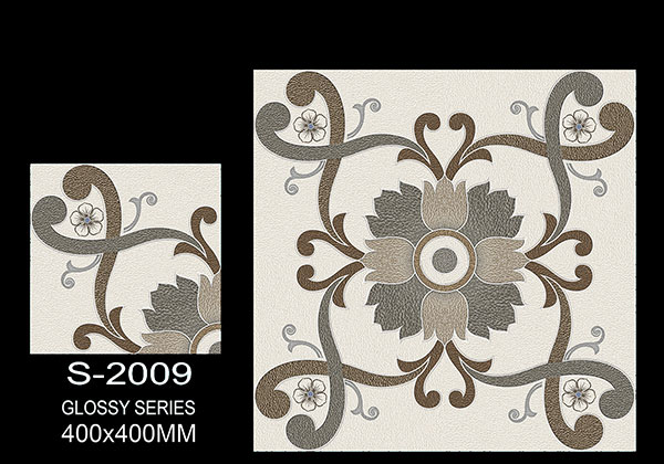 S-2009- 40x40 cm Ceramic Floor Tiles