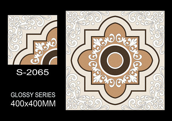 S-2065- 40x40 cm Ceramic Floor Tiles