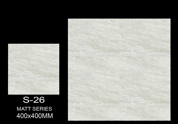 S-26 - 40x40 cm Ceramic Floor Tiles