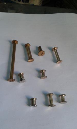 1/8 Brass File Screw Adjuster