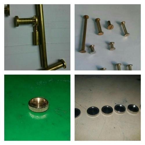 Brass Auto Part