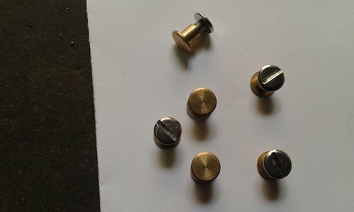 Brass Grub Screw