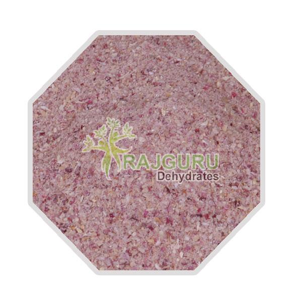 Dehydrated Red Onion Granules