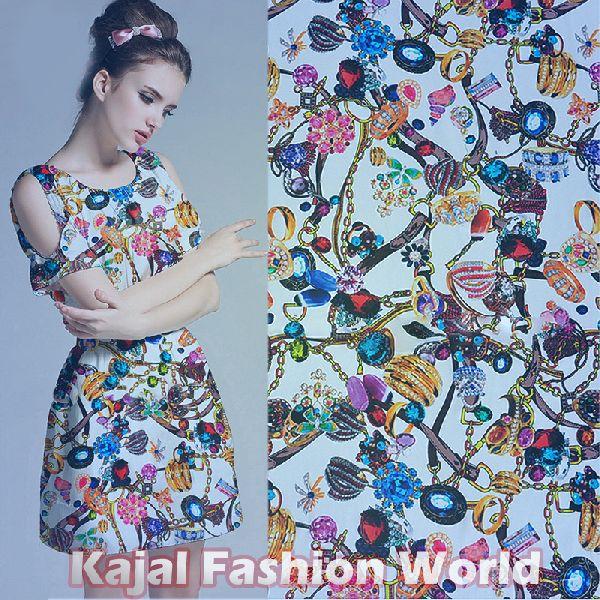 Crepe Fabric 01