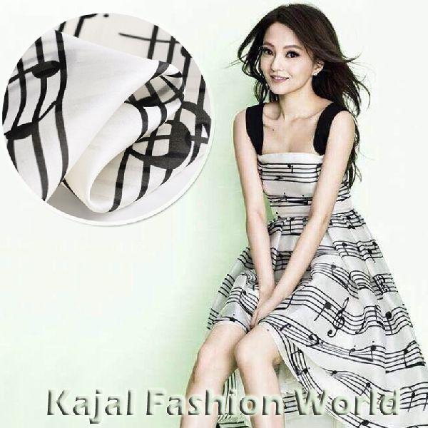 Rayon Digital Print Fabric 03