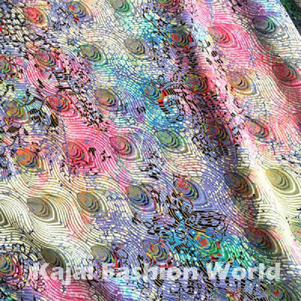 Viscose Georgette Fabric 05