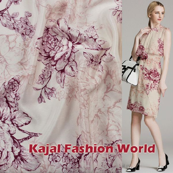 Crepe Fabric 05