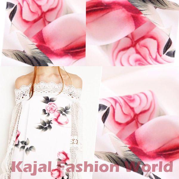 Crepe Fabric 06