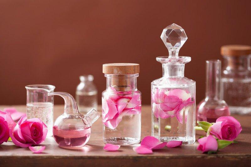 Fresh Rose Water 01