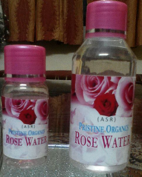 Fresh Rose Water 02