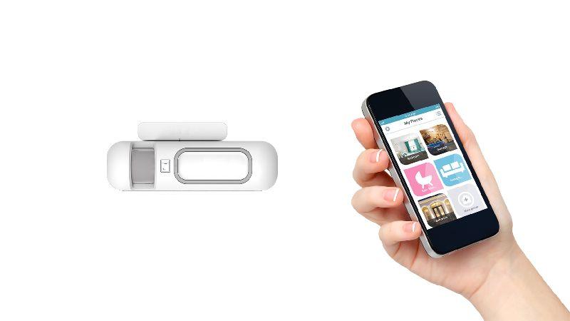 Mobile Home Sensor