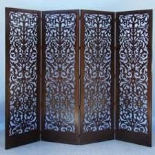 Wooden Partition 05