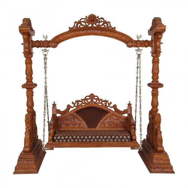 Wooden Swing 03