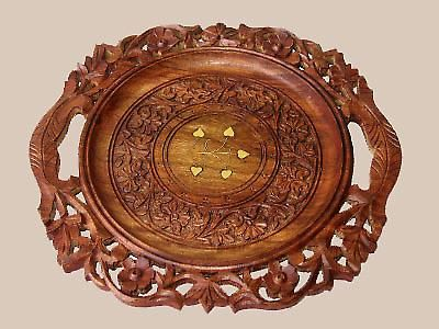 Wooden Tray 02