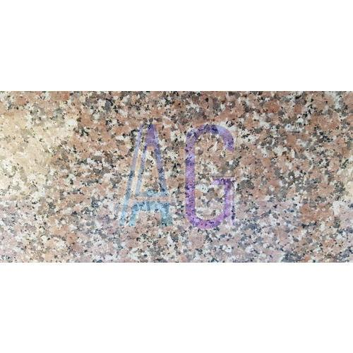 Pink Floor Granite Slab