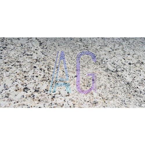 White & Black Granite